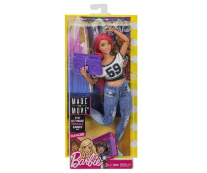 Mattel Barbie Made to Move Tancerka-423794 - Zdjęcie 5