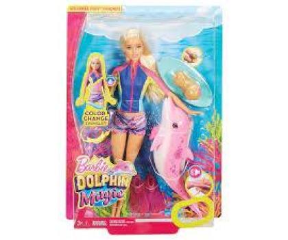 Mattel Barbie Nurkowanie z delfinem zestaw-375682 - Zdjęcie 5