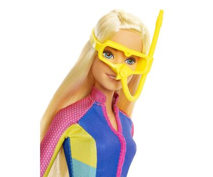 Mattel Barbie Nurkowanie z delfinem zestaw-375682 - Zdjęcie 2