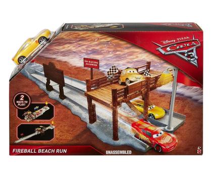 Mattel Disney Cars 3 Zestaw Fireball Beach-414621 - Zdjęcie 1