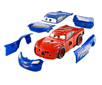 Mattel Disney Cars 3 Zygzak McQueen do modyfikacji-383242 - Zdjęcie 2