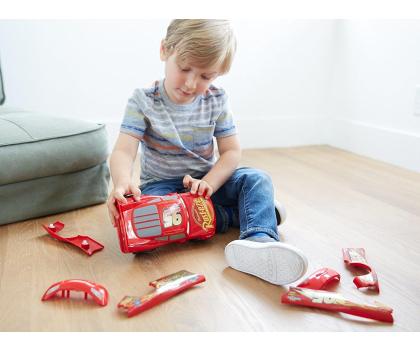Mattel Disney Cars 3 Zygzak McQueen do modyfikacji-383242 - Zdjęcie 5