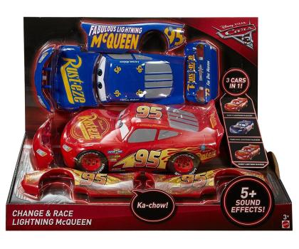 Mattel Disney Cars 3 Zygzak McQueen do modyfikacji-383242 - Zdjęcie 6