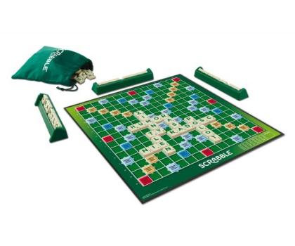 Mattel Scrabble Original-158697 - Zdjęcie 3