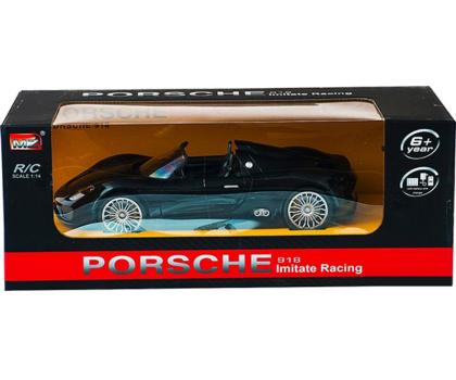Mega Creative Samochód Porsche RC czarny-398295 - Zdjęcie 3