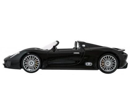 Mega Creative Samochód Porsche RC czarny-398295 - Zdjęcie 2