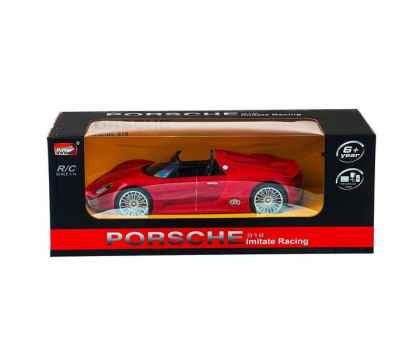 Mega Creative Samochód Porsche RC czerwony-398735 - Zdjęcie 2