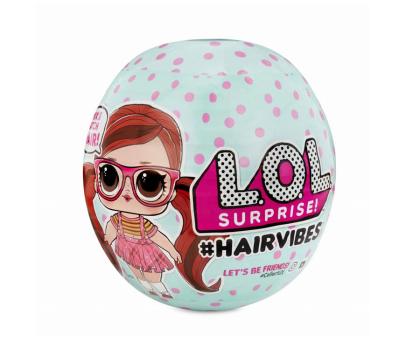 MGA Entertainment LOL Surprise! Hairvibes Laleczka z akcesoriami (35051564751 564751 (564744))