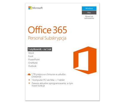 Microsoft Office 365 Personal-181006 - Zdjęcie 2