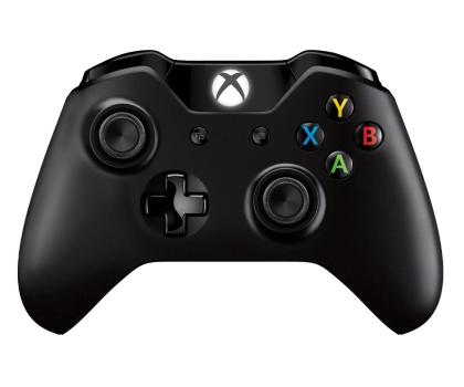 Microsoft Pad XBOX One S Wireless Controller Czarny-334188 - Zdjęcie 1