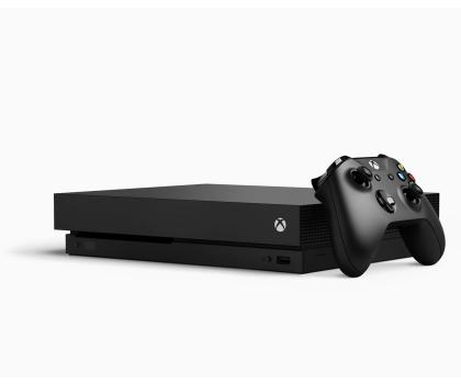 Microsoft Xbox One X 1TB + Fifa 18 + PUBG + GOLD 6M-442278 - Zdjęcie 3