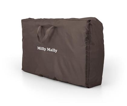 MILLY MALLY Łóżeczko dostawne Side By Side Coffe-407595 - Zdjęcie 4