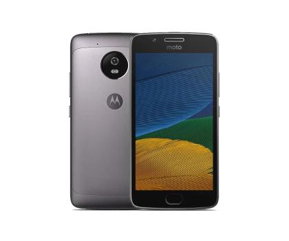 Motorola Moto G5 3/16GB Dual SIM szary (PA610003CZ)