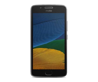 Motorola Moto G5 FHD 3/16GB Dual SIM szary-356681 - Zdjęcie 3