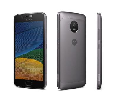 Motorola Moto G5 FHD 3/16GB Dual SIM szary-356681 - Zdjęcie 4