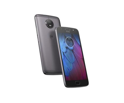 Motorola Moto G5S FHD 3/32GB Dual SIM szary-383389 - Zdjęcie 3