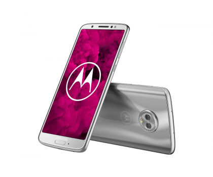 Motorola Moto G6 3/32GB Dual SIM srebrny + etui-410737 - Zdjęcie 6