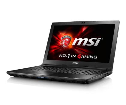 MSI GL62 i5-6300HQ/4GB/1TB 940MX 2GB FHD-317476 - Zdjęcie 6