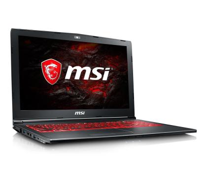 MSI GV62 i5-7300HQ/8GB/1TB GTX1050-384994 - Zdjęcie 3
