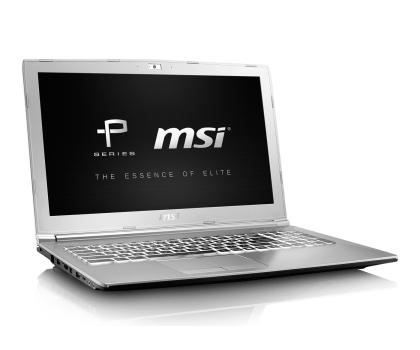 MSI PL60 i7-7500U/8GB/1TB GTX1050 FHD -358466 - Zdjęcie 5