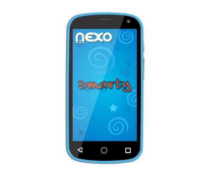 NavRoad NEXO Smarty niebieski-262450 - Zdjęcie 2