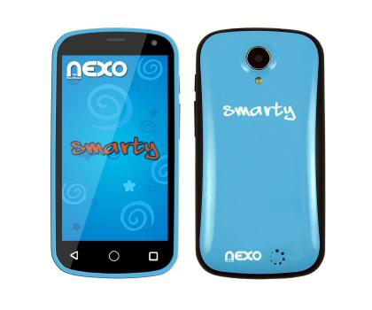 NavRoad NEXO Smarty niebieski-262450 - Zdjęcie 3