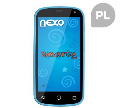 NavRoad NEXO Smarty niebieski-262450 - Zdjęcie 1