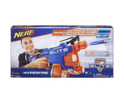 NERF N-Strike Elite Hyperfire-318758 - Zdjęcie 3
