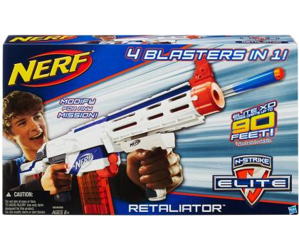 NERF N-Strike Elite Retaliator-162678 - Zdjęcie 3