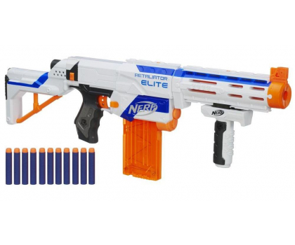 NERF N-Strike Elite Retaliator-162678 - Zdjęcie 2