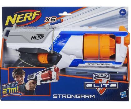 NERF N-Strike Elite Wyrzutnia Strongarm-162672 - Zdjęcie 3