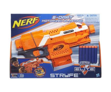NERF N-Strike Elite Wyrzutnia Stryfe-162673 - Zdjęcie 2