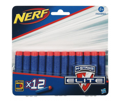 NERF N-Strike Elite Zestaw 12 strzałek -204413 - Zdjęcie 2