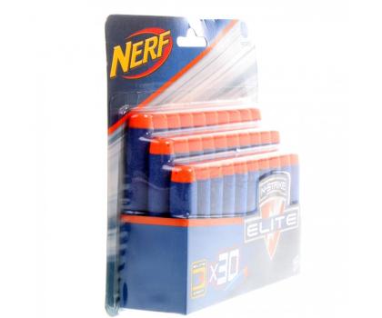 NERF N-Strike Elite Zestaw 30 strzałek-162677 - Zdjęcie 3