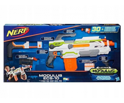 NERF N-Strike Modulus ECS-10 -252301 - Zdjęcie 6