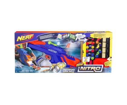 NERF Nitro Wyrzutnia MotoFury Rapid Rally -371946 - Zdjęcie 2