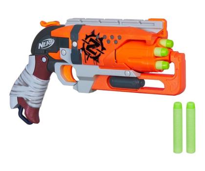 NERF Zombie Strike Hammershot-357136 - Zdjęcie 1