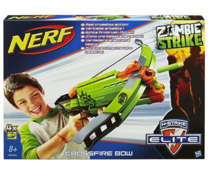 NERF Zombie Strike Kusza Crossfire Bow -181137 - Zdjęcie 2