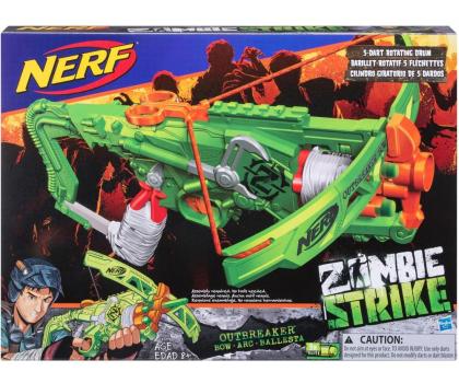 NERF Zombie Strike Kusza Outbreaker-357134 - Zdjęcie 2