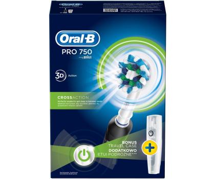 Oral-B Pro 750 Black-320203 - Zdjęcie 4