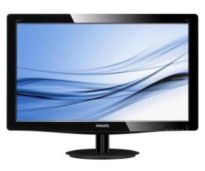 Philips 226V3LSB25/00 (DVI) czarny-105977 - Zdjęcie 2