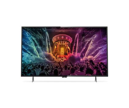 Philips 49PUH6101 Smart 4K 4xHDMI USB DVB-T/C-321796 - Zdjęcie 2