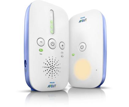 Philips Avent Elektroniczna Niania DECT Z Lampką-320403 - Zdjęcie 4