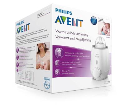 Philips Avent Podgrzewacz Do Butelek Z Funkcją Rozmrażania-321160 - Zdjęcie 6