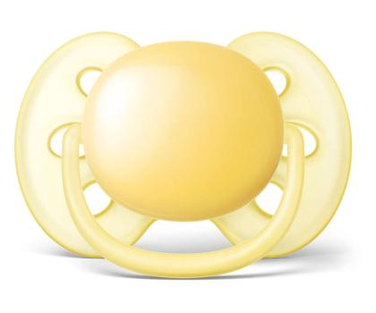 Philips Avent Smoczek Ortodontyczny 6-18m+ 2szt Fioletowy-367483 - Zdjęcie 3