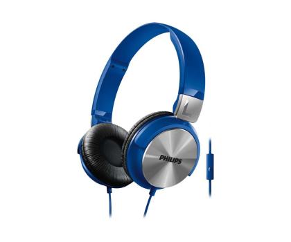 Philips SHL3165BL Niebieskie-412832 - Zdjęcie 1