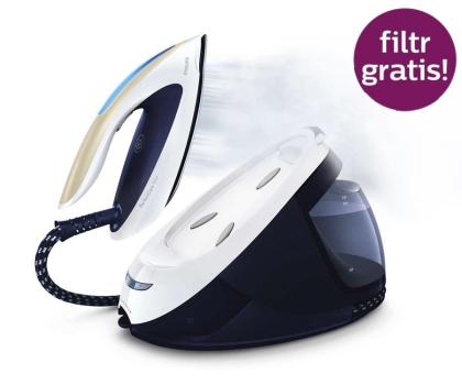 Philips Żelazko  GC9620/20 PerfectCare Elite-322916 - Zdjęcie 1