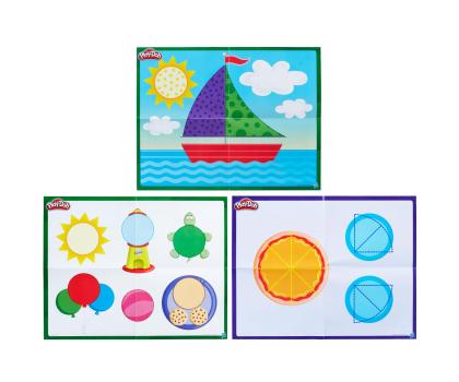 Play-Doh Faktury i Narzędzia-357438 - Zdjęcie 3