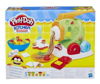 Play-Doh Makaronowa Zabawa-357015 - Zdjęcie 1