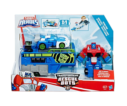 Playskool Transformers Rescue Bots Optimus Prime -369477 - Zdjęcie 4